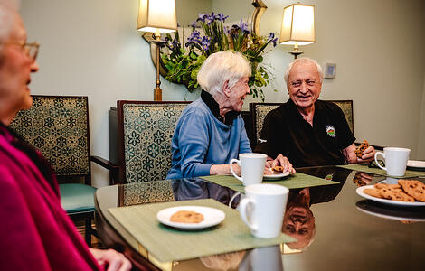 5 Senior Living Myths Disproved