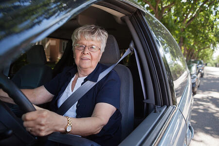 Promoting Safety Behind the Wheel: Driving Aids & Tips for Seniors