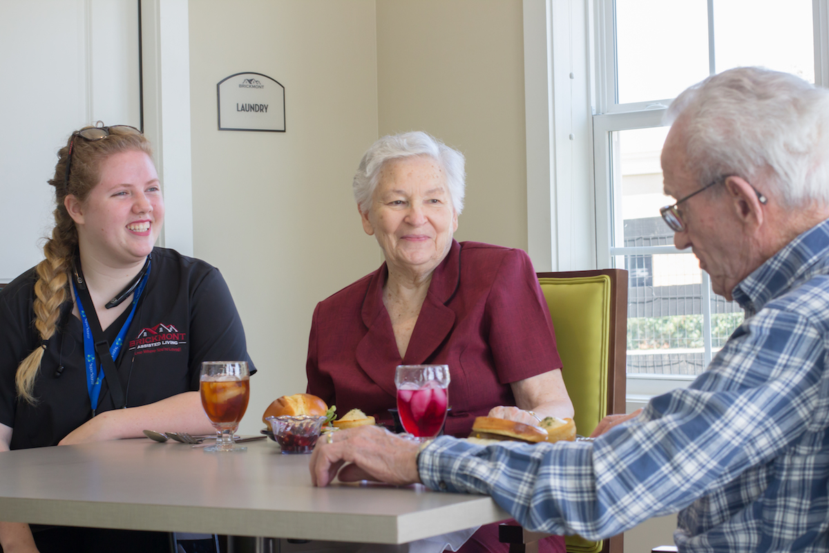 Brickmont Assisted Living's Guiding Principles