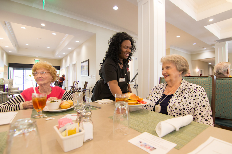 Brickmont Assisted Living - Senior Dining Services