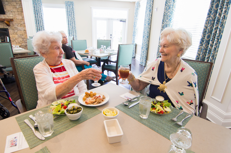 Brickmont Assisted Living - The Value of Affordable Senior Living