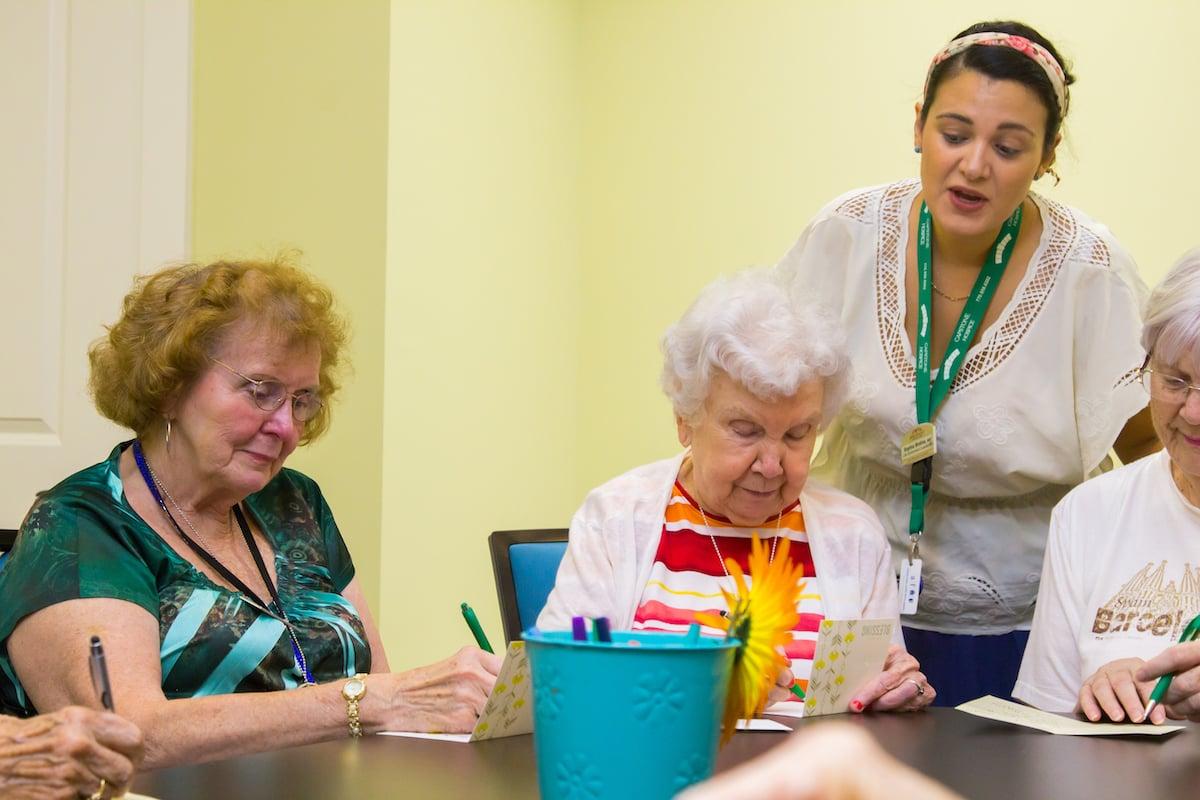 Brickmont Assisted Living Caregiver Blog