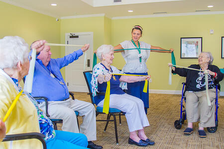 The Importance of Building Relationships in Senior Living