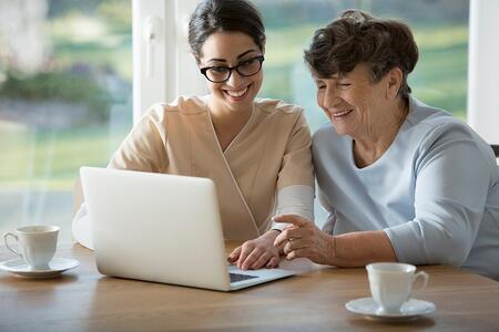 Social Media for Seniors: Brickmont Shares Benefits and Safety Tips