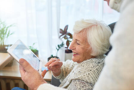 Digital Tools & Resources: Improving Senior Health