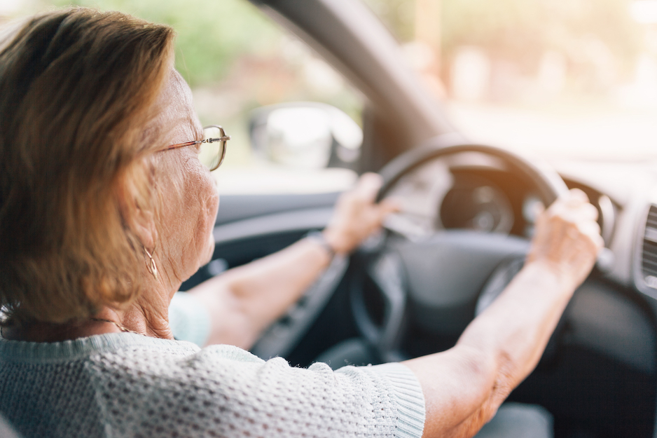 Senior Transportation Options Available