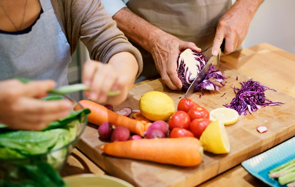senior's cooking health foods_preventing chronic diseases